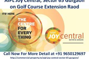 About Aipl Joy Central Sector 65 Gurgaon