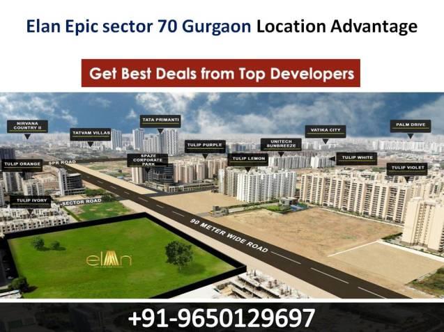 Elan Epic Sector 70 Gurgaon